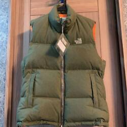 Readymade Down Vest Vintage Cotton Khaki Size 1 Re-co-kh-00-00-73 From Japan