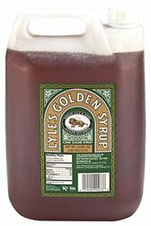 Lyleand039s Golden Syrup Foodservice Poly Container 173 Ounce