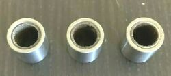 Arctic Cat 3 New Oem Rollers 0746-067 For Various '99-'01 Snowmobiles. Lot Of 3