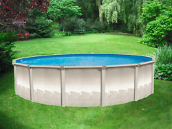 21and039 X 52 Above Ground Pool Package Limited Lifetime Warranty Espirit Ii