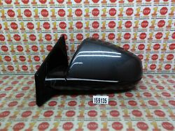 2010-2012 Cadillac Srx Driver Left Side View Power Heated Door Mirror Oem