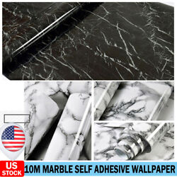 Marble Wallpaper Self Adhesive Peel And Stick Contact Paper Rolls Pvc Kitchen