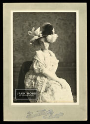 Rare Signed 1898 Photo Mary Lowther Ranney Architect And Founder Westridge School