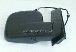 Door Mirror Right Electronic Adjustment And Heated For Vw Caddy 2004 To 2016