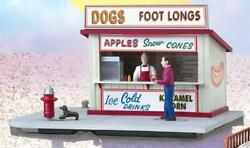 Lionel 14160 Operating Franks Hot-dog Stand Accessory- 0/027- New - B14