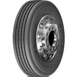 2 New Zenna Ap250 275/70r22.5 Load J 18 Ply All Position Commercial Tires
