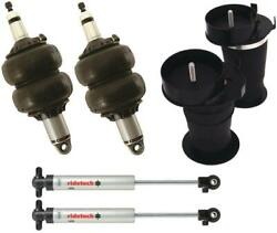 Ridetech 65-70 Buick Fullsize 66-70 Riviera Front And Rear Air Suspension 11140298