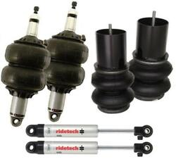Ridetech 63-65 Riviera 61-64 Buick Fullsize Front And Rear Air Suspension 11130298