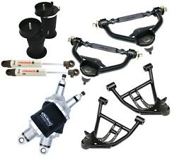 Ridetech 1991-1996 Gm B-body Front And Rear Air Suspension 11310298