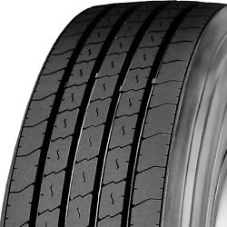 4 New Radar R-t1 295/75r22.5 Load G 14 Ply Trailer Commercial Tires