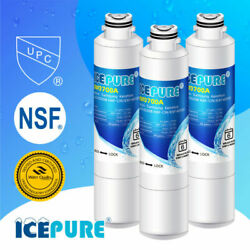 Icepure Rwf0700a-3pack Water Filter For Samsung New