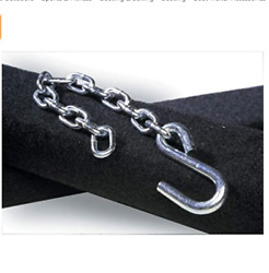 3/16 X 15-1/2 Bow Safety Chain 81201 Boat Trailer Marine Lc