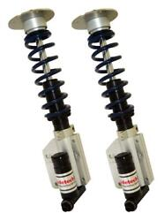Ridetech 2005-2014 Ford Mustang Tq Series Coilover Struts Front Pair 12153111