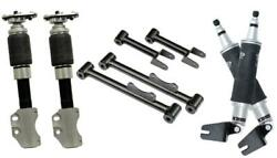 Ridetech 1979-1989 Mustang Front And Rear Air Suspension 12120298