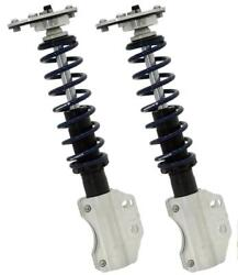 Ridetech 79-93 Ford Mustang Hq Series Coilover Struts Front Pair Stock 12123110