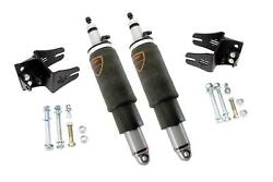 Ridetech 1979-2004 Ford Mustang Rear Hq Shockwaves For Stock Arms 12135401