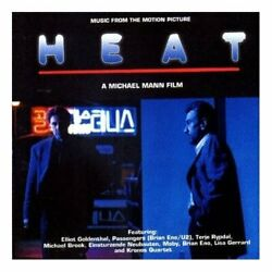Heat Music From The Motion Picture Elliot Goldenthal Goldenthal Elliot Audio