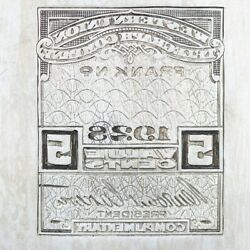 American Bank Note Company United States Printing Plate Western Union