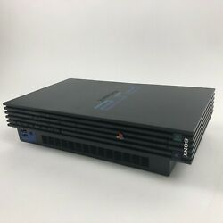 ✔️playstation 2 Console Only Replacement Ps2 Fat Game System Tested And Clean
