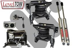 Ridetech Leveltow Kit For 2014-2019 Ram 2500 2wd 81234009