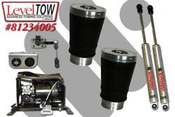 Ridetech Leveltow Kit For 2009-2018 Dodge Ram 1500 2wd And 4wd 81234005