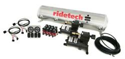 Ridetech 5 Gallon Analog Air Ride Compressor Leveling System 30154100