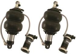 Ridetech 1963-1972 Chevy C10 Front Tq Shockwaves For Strongarms 24330101