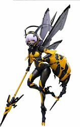Bee-03w Wasp Girl Bun-chan 1/12 Completed Action Figure Japan Psl 20210525n