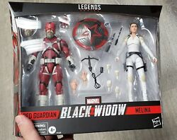 Marvel Legends Black Widow Red Guardian Melina Two-pack Exclusive Action Figure