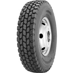 4 New Goodride Cm985 12r22.5 Load J 18 Ply Drive Commercial Tires
