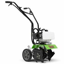 Tazz 35351 Garden Cultivator, 33cc 2-cycle Viper Engine, Gear Drive Transmission