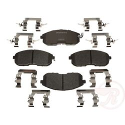 Mgd815mh Raybestos New 2-wheel Set Front Coupe For Nissan Maxima Altima Sentra