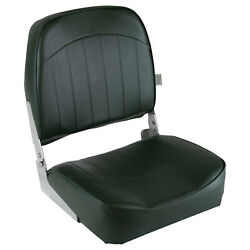 Wise 8wd734pls-713 Low Back Boat Seat Green