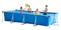 Frame Above Ground Swimming Pool - 13.7 Ft X7.2 Inch Outdoor 13.7ft