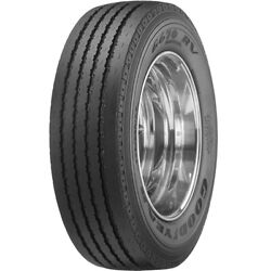 4 Tires Goodyear G670 Rv Ult 245/70r19.5 Load G 14 Ply All Position Commercial
