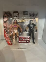 Wwe Mattel Then Now Forever Ultimate Warrior And Sting Battle Pack Action Figure