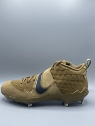 New Rare Nike Force Zoom 6 Mike Trout Veterans Day Baseball Cleats Pe Sz 12.5