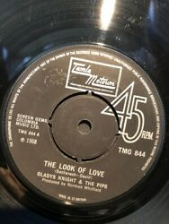 Gladys Knight The Pips Look Of Love 7inch Tamla Motown