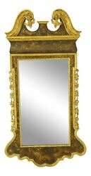 32883ec Chippendale Style Large Mirror