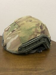 Ops Core Ballistic With Fs Helmet Cover