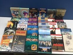 Used Lot 33 Dvd Box Sets Series Movies West Wing Friends Monk Heroes Dallas