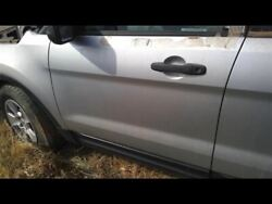Driver Front Door Base Without Police Package Fits 11-15 Explorer 17290713