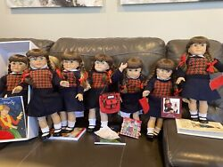 American Girl Doll Molly Pleasant Company Full Meet Book In Supreme Condition ❤️