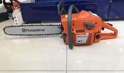 Husqvarna 61 Chainsaw With 18 Bar And Chain Brand New 9670624
