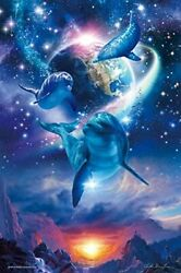 1000 Pieces Shining Jigsaw Puzzle Aim Puzzle Master Lassen Gift Of Universe 5