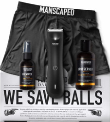 Manscaped - The Perfect Package 3.0 Kit - Free Shipping - New