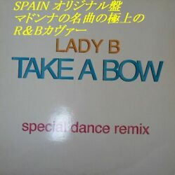 Audition Lady Take Bow Spain Original 12inc Madonna The Best Grand Beat Lover Of