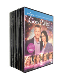 The Good Witch The Complete Series Season 1-6 Dvd Set Brand New