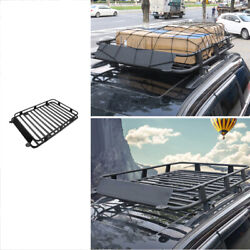 Aluminum Alloy Roof Rail Luggage Rack Carrier For Jeep Grand Cherokee 2011-2021