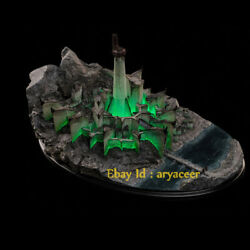 Weta Workshop Lord Of The Ring Minas Morgul Statue Limited Model In Stock